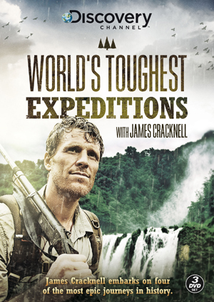 James Cracknell: The World's Toughest Expeditions (Retail Only)