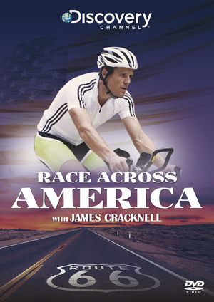 Race Across America With James Cracknell (2010) (Retail Only)
