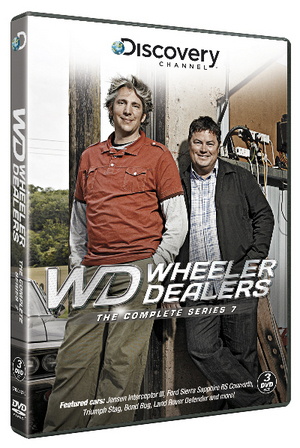 Wheeler Dealers: The Complete Series 7 (2010) (Retail Only)