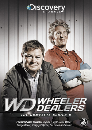 Wheeler Dealers: The Complete Series 8 (2011) (Retail Only)