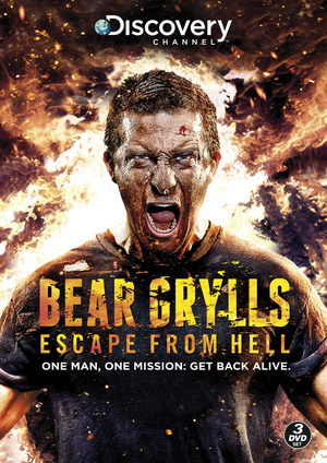 Bear Grylls: Escape from Hell (2013) (Retail Only)