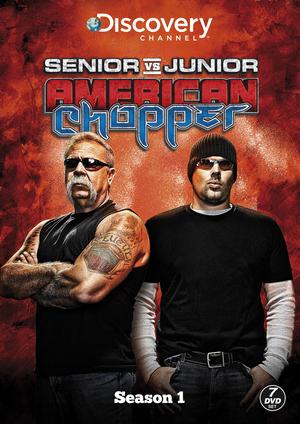 American Chopper: Senior Vs Junior - Series 1 (Retail Only)