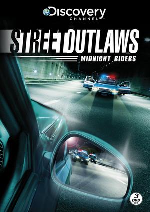 Street Outlaws - Midnight Riders (Retail Only)