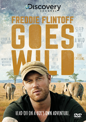 Freddie Flintoff Goes Wild (Retail Only)
