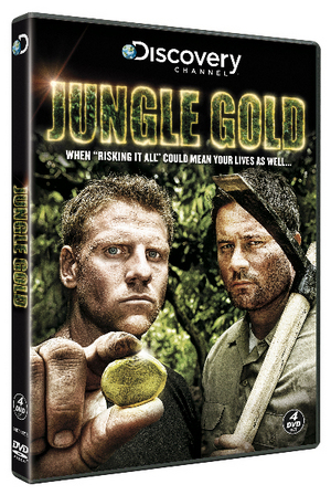 Jungle Gold: Series 1 (Retail Only)