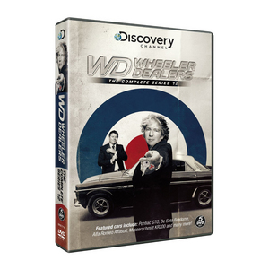 Wheeler Dealers: The Complete Series 12 (2015) (Retail Only)