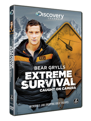 Bear Grylls: Extreme Survival Caught On Camera (2014) (Retail Only)