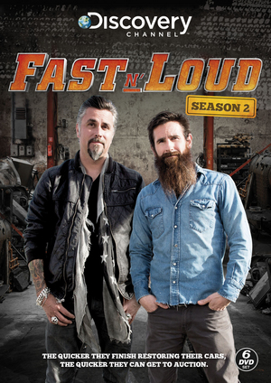 Fast N' Loud: Season 2 (2013) (Retail Only)