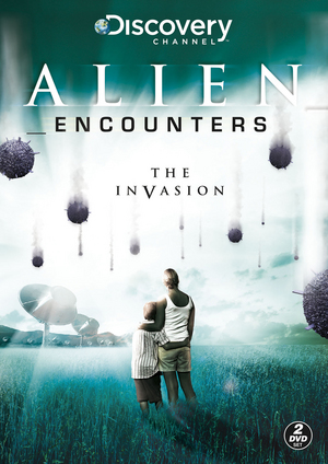 Alien Encounters: The Invasion (Retail Only)