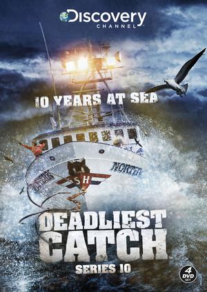 Deadliest Catch: Series 10 (2014) (Box Set) (Retail Only)