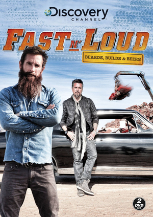 Fast N' Loud: Beards, Builds and Beers (2013) (Retail Only)