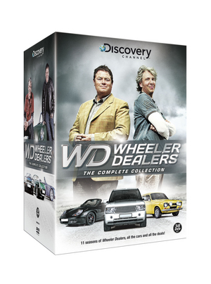 Wheeler Dealers: The Complete Collection (2014) (Box Set) (Retail Only)