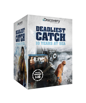 Deadliest Catch: 10 Years at Sea (2014) (Box Set) (Retail Only)