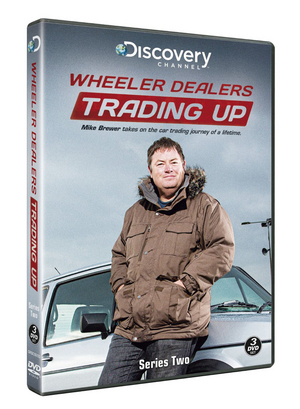 Wheeler Dealers: Trading Up - Season 2 (2014) (Retail Only)