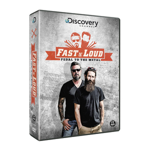 Fast N' Loud: The Pedal to the Metal Collection (2013) (Box Set) (Retail Only)