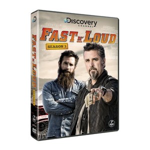 Fast N' Loud: Season 3 (2015) (Pulled)