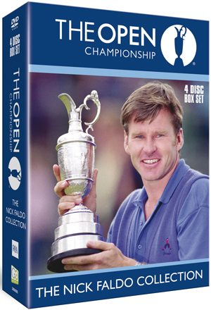 Nick Faldo: Open Championship Collection (2012) (Box Set) (Retail Only)