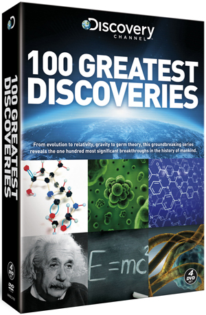 100 Greatest Discoveries (2012) (Box Set) (Retail Only)