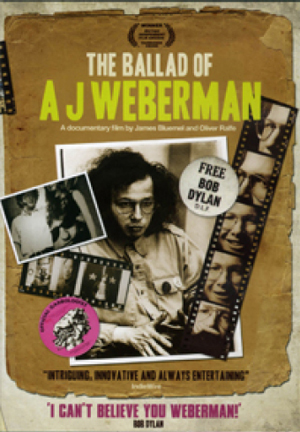 The Ballad of AJ Weberman (2006) (Retail / Rental)