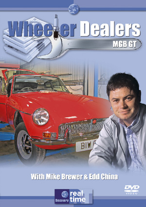 Wheeler Dealers: MGB GT (2005) (Deleted)