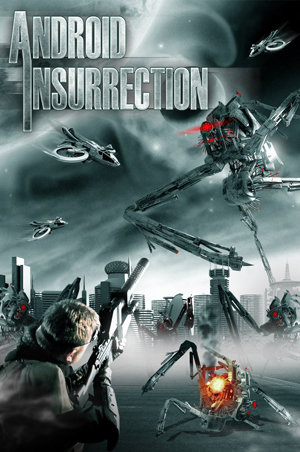 Android Insurrection (2012) (Retail / Rental)
