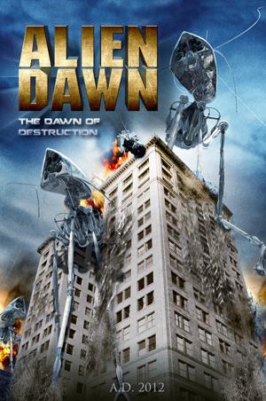 Alien Dawn (2012) (Retail / Rental)