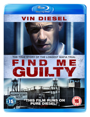 Find Me Guilty (2006) (Blu-ray) (Retail / Rental)