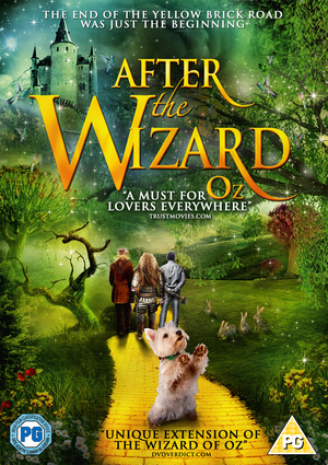 After the Wizard (2011) (Retail / Rental)