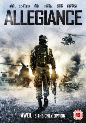 Allegiance (2012) (Retail / Rental)