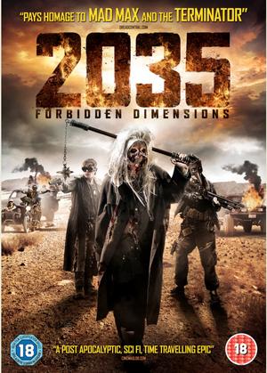 2035 - Forbidden Dimensions (2013) (Retail / Rental)