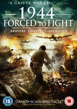 1944 - Forced to Fight (2015) (Retail / Rental)