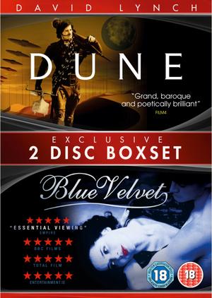 Dune/Blue Velvet (1986) (Box Set) (Retail / Rental)