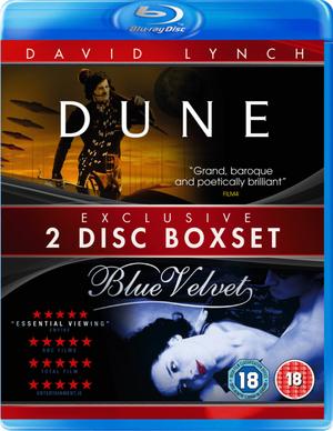 Dune/Blue Velvet (1986) (Blu-ray) (Box Set) (Retail / Rental)