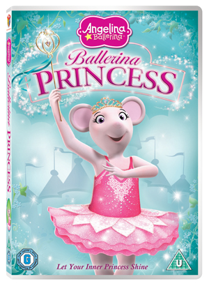 Angelina Ballerina: Ballerina Princess (2012) (Retail / Rental)