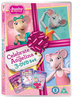 Angelina Ballerina: Celebrate With Angelina (Retail / Rental)