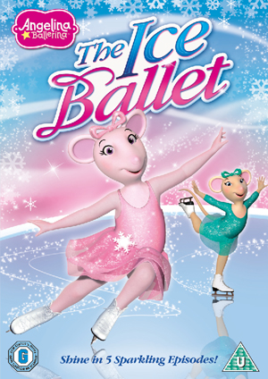 Angelina Ballerina: The Ice Ballet (2013) (Retail / Rental)