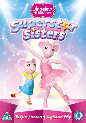 Angelina Ballerina: Superstar Sisters (Retail / Rental)