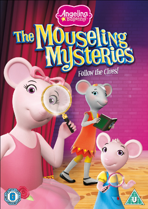 Angelina Ballerina: Mouseling Mysteries (Retail / Rental)