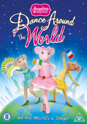 Angelina Ballerina: Dance Around the World (Retail / Rental)