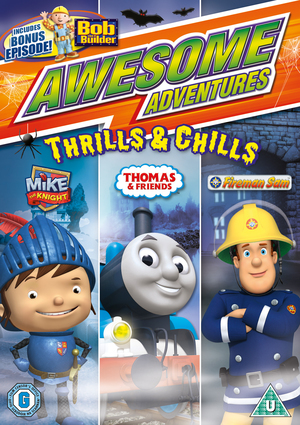 Awesome Adventures: Thrills and Chills (Retail / Rental)