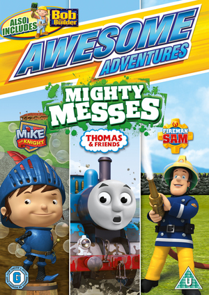 Awesome Adventures: Mighty Messes (2012) (Retail / Rental)