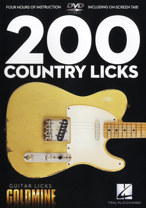200 Country Licks (2011) (Retail / Rental)