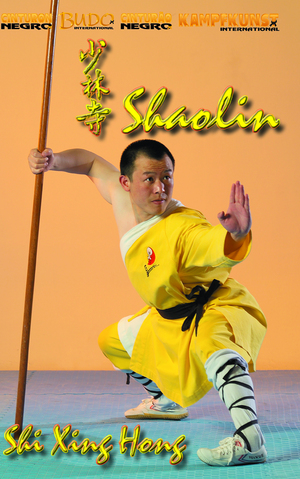 The 18 Movements of Shaolin Kung Fu (Retail / Rental)