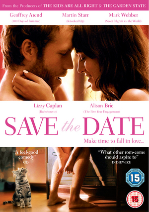 Save the Date (2012) (Retail / Rental)