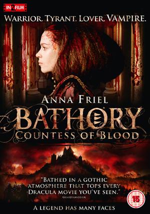 Bathory - Countess of Blood (2008) (Retail / Rental)