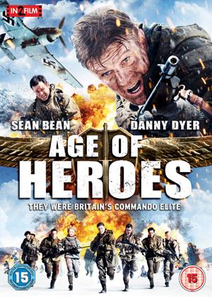 Age of Heroes (2011) (Retail / Rental)