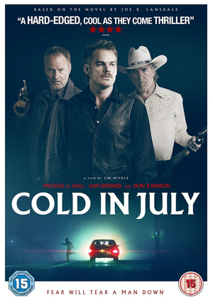 Cold in July (2014) (Retail / Rental)