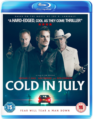 Cold in July (2014) (Blu-ray) (Retail / Rental)