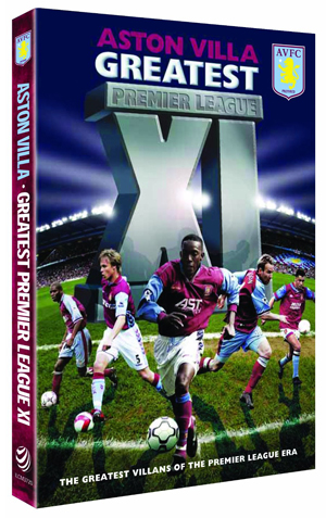 Aston Villa: Greatest Premiership League XI (2011) (Retail / Rental)
