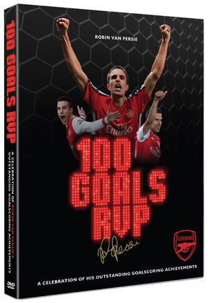 Arsenal FC: Robin Van Persie - 100 Goals (Retail / Rental)